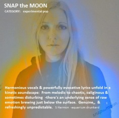 Jennifer Hammond SNAPtheMOON promo